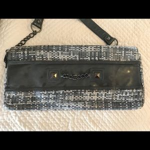 BCBG Generation Clutch with Optional Strap